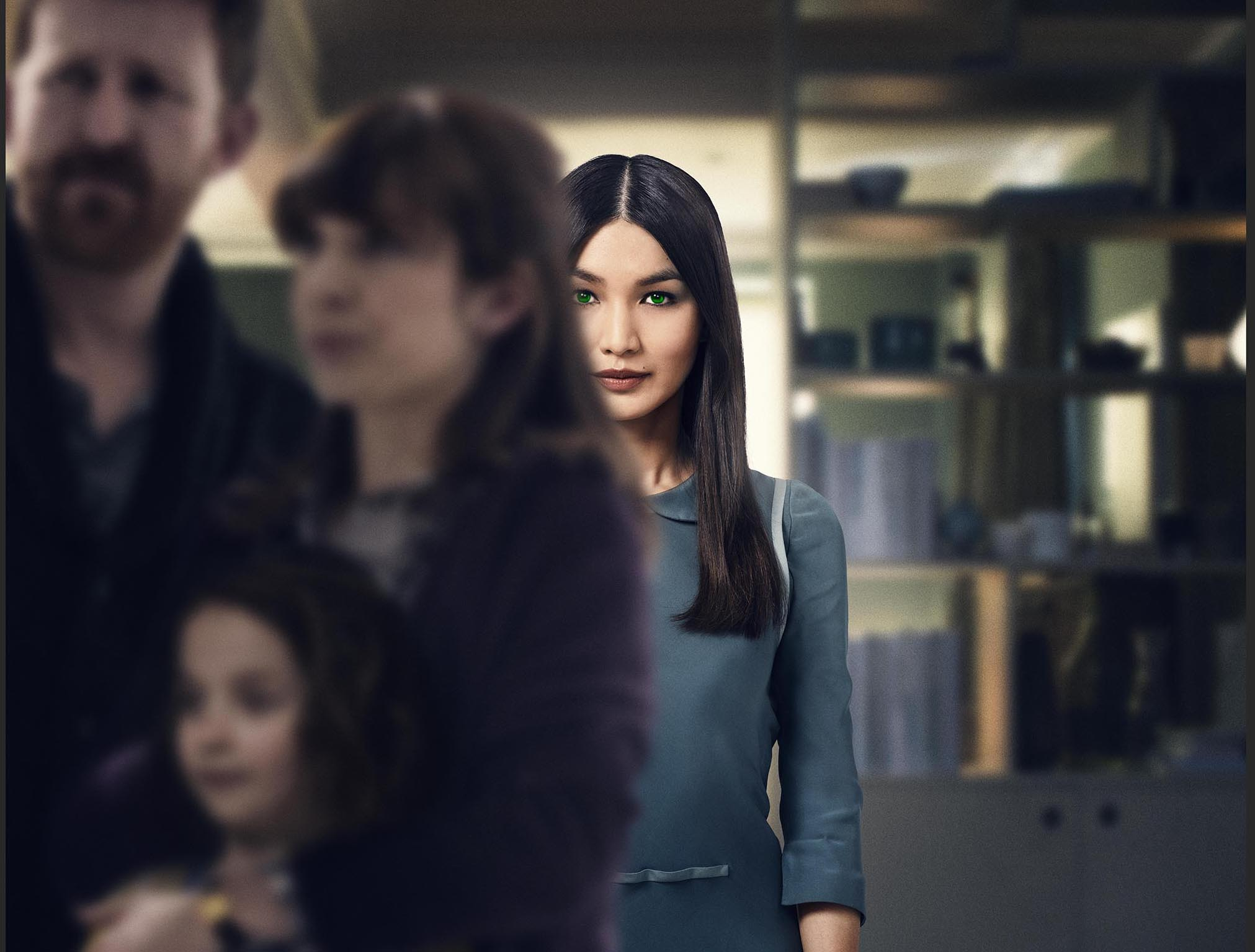 scene from humans